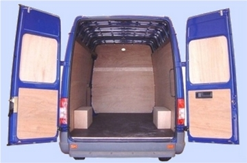Van protection kit