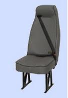 van seat