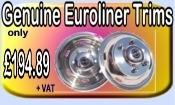 Euroliner Wheel Trims