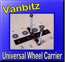 VanBitz Spare wheel Carrier
