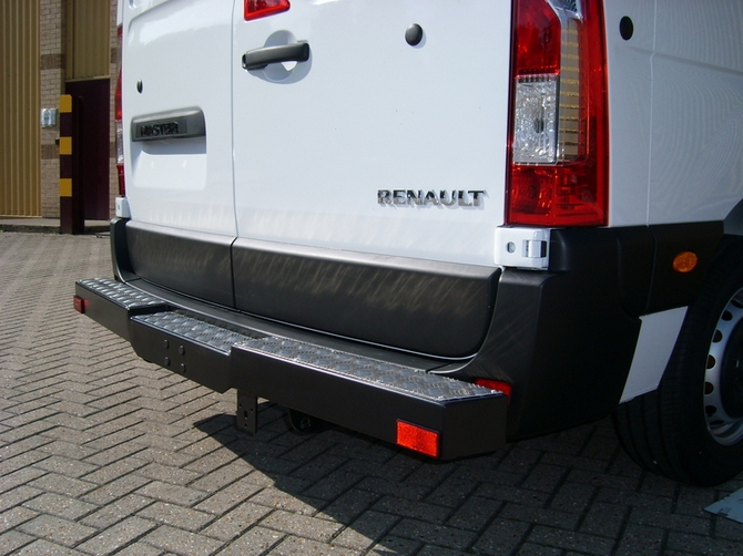 Ford Transit HEAVY DUTY REAR BUMPER (NON-TOWING)