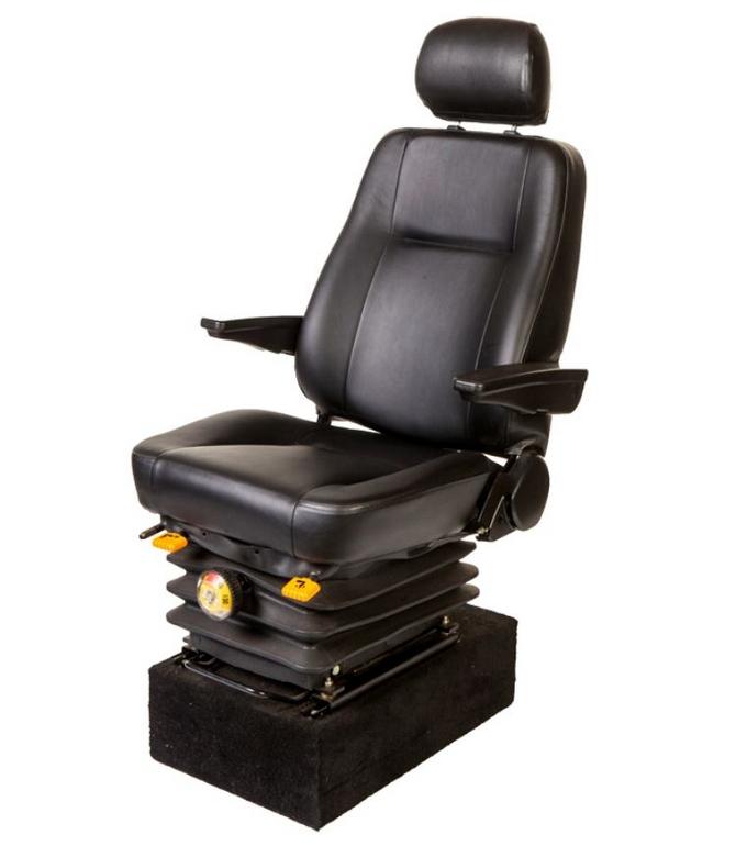 Long-Haul SSH Suspension Seat