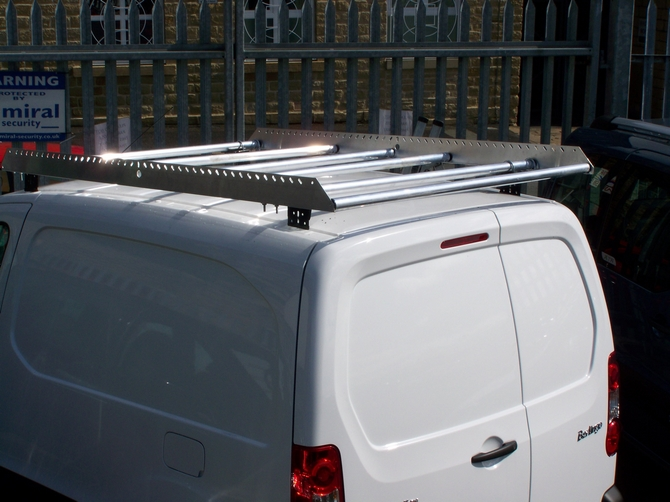Van Roof Racks >> Small Van Roof Rack