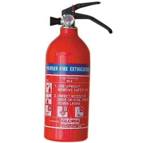 1kg Dry Powder Fire Extinguisher