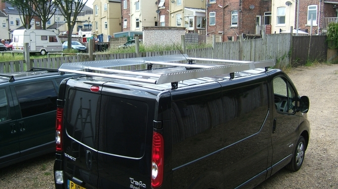 alloy racks contractors roof grp duty mwb racking htm van roofs rack heavy