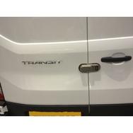Renault Trafic 2001 - 2014 Barn Door Ultimate Hi-Deterrent Slam Lock