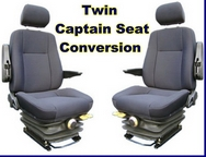 Van Seats and Seating Accessories