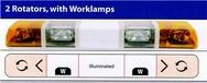 48 Light Bar (Work Lights and Illuminated Centre)