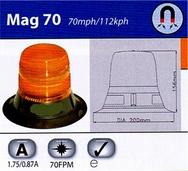 Magnetic Xenon Beacon