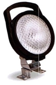 Directional Work Lamp (Round)