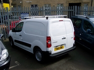 Small Van Roof Bars 1300mm