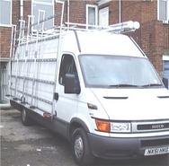Van Side Rack - Large