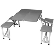 FOLDING TABLE/STOOLS SET