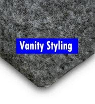 Trunkliner - 10 metres of Grey Van Side W Lining Trim (carpet)