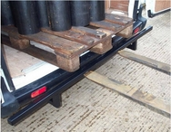 Volkswagen VW LT FORK LIFT PROTECTION BAR (MWB/LWB)