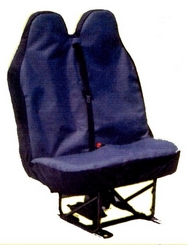 Double Van Seat Cover (Heavy Duty)