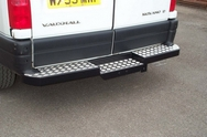 Merc Sprinter LWB REAR STEP TOWING BUMPER (HEAVY DUTY)