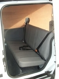 Small Foldaway Van Seat