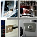 CITROEN RELAY Mk-3 REAR Door Armaplate Lock Protection kit