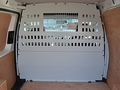 Nissan NV200 2009 on L1 H1   Full Bulkhead solid ADV-VG285S