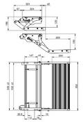 Foldaway Van Step