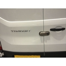 Renault Master 1998 - 2010 Barn Door Ultimate Hi-Deterrent Slam Lock