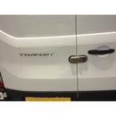 Ford Transit 2014 onwards N/S Load Door Ultimate Hi-Deterrent Slam Lock