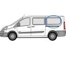 Fiat Scudo 2007 - 2016  L3 (LWB) N/S Privacy  Rear Window Glass