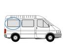 Ford Transit 2000 - 2014  L1 (SWB) O/S Privacy  Rear Window Glass