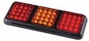 LED Rear Combo Lamp - Stop / Tail / Indicator & Fog - 12V/24V