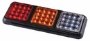 LED Rear Combo Lamp - Stop/Tail/Indicator & Reverse - 12V/24V