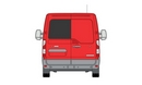 Vauxhall Movano 2010 onwards  N/S Privacy (All Models)  Back Door(s) Window Glass