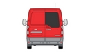 Vauxhall Movano 2010 onwards  O/S Privacy (All Models)  Back Door(s) Window Glass