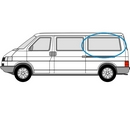 Volkswagen Transporter 1990 - 2003  L3 (LWB) N/S Privacy  Rear Window Glass