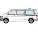 Volkswagen Transporter 2002 - 2015  L3 (LWB) N/S Privacy  Rear Window Glass