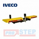 Iveco Daily 2014  onwards Towing bumper Step