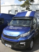 Iveco Daily 2014 onwards SunVisor