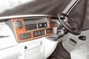 Renault Master 2003 - 2010 Dashboard Decor Kit