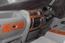 Renault Master 1998 - 2003 Dashboard Decor Kit