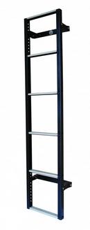 Ford Transit  Rear Door Step Ladder - Galvinised 6-step Ladder