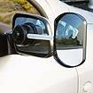SUCTION FLAT TOWING MIRROR