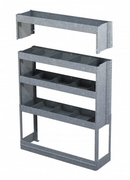 Galvanised Steel Racking Type F - Top Shelf Extension (Suits  Racking Systems)