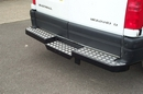 Heavy Duty Towing Bumper Van Step