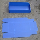 Folding Bin for Basic Van Shelving