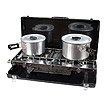 DOUBLE GAS HOB AND GRILL