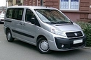 Fiat SCUDO VAN AND MINIBUS TOWBAR 2007 ON