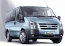 Ford Transit  VAN/TOURNEO (with/without integral step) 2006 ON TOWBAR