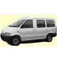 Nissan VANNETTE CARGO (not Vannette E) TOWBAR 1995 ON