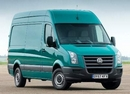 Volkswagen VW Crafter (WITH STEP - 995mm external chassis width) TOWBAR 2006 ON