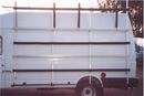 Full Length Rubber Buffer & Rail